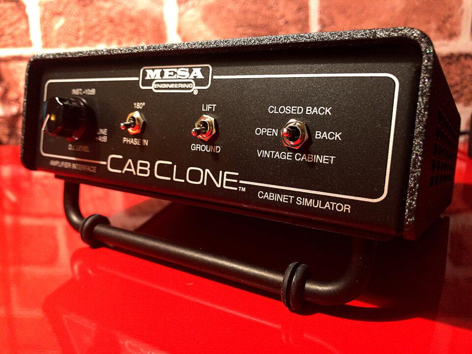 真夜中でも真空管アンプで弾ける! Mesa / Boogie・CabCloneをレビューしてみた